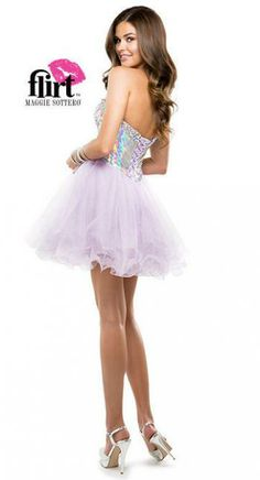 Flirt Prom by Maggie Sottero Dress P4883 | Terry Costa Dallas @Terry Song Costa   #flirtprom