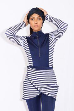 Modest Swimwear, Burkini, Burqini, Burkinni, Modest Swimsuit, Islamic Swimwear, LYRA Swimwear, Hijabi Swimwear, LYRA,
