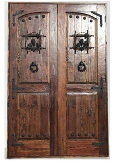 poignée de porte Lily en fonte Poignée pour gartentür ou Granges