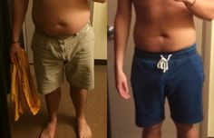 . ...Feel what it will be like to more than 38.5 lbs in 1 month