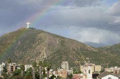 El Cristo in Cochabamba, Bolivia