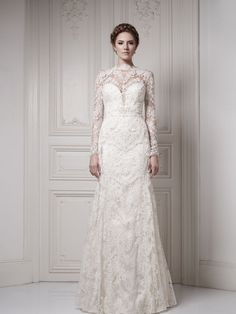 Ersa Atelier wedding dresses are known for their amazing bodices and breathtaking silhouettes, bound to make any bride a queen for the day.