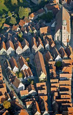 Dinkelsbuehl   Deutschland,