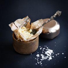 vispat brynt smör