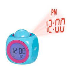 Image for Sky High 2 Tone Clock from Smiggle UK Best Kids Watches, Cool Watches, 10 Year Old Gifts, Minnie Toys, Play Kitchen Accessories, Barbie Drawing, Bedroom Clocks, Black Kitchen Decor, Clock For Kids