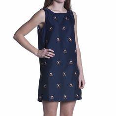 UVA Game Changer Shift Dress