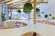 #Interior #design #tips  #Office space should be more with a natural light that keeps people happier, more alert, and more productive.