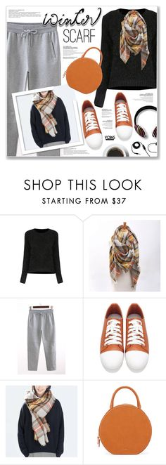 """""""LOVE YOINS"""" by nanawidia ❤ liked on Polyvore featuring Mansur Gavriel"""