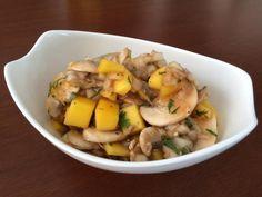 Aprende a preparar ceviche de champiñones tropical con esta rica y fácil receta. En esta receta aprenderás a realizar un ceviche vegano con ingredientes caribeños. E...