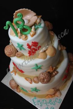 Torta marina(sea side/ water cake)