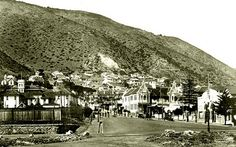 Blast from the past – Glengariff Road, Sea Point circa Old Pictures, Old Photos, Vintage Photos, Most Beautiful Cities, Historical Pictures, African History, Africa Travel, Cape Town, Live