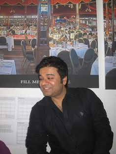 Amit is from New Delhi, India, working as the Boxoffice manager and cultural advisor for Madame Zingara's newest restaurant 'Shake your Honey Mumbai'. He is a great cook and proudly fills the office with spicy aromas from his Indian delicacies. He is known for being a bit of a Bollywood star in the office and surprisingly he doesn't like cricket.