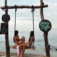 "foxeia: ""Eva Kandra and Inka Williams "" Summer Feeling, Summer Vibes, Sunshine Studio, Inka Williams, Summertime Madness, Tumblr, Summer Bucket, Charlotte Tilbury, Places To Go"