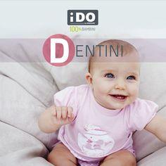D come Dentini, E come ______? Chi ci suggerisce la prossima parola dell'#alfabetoiDO?