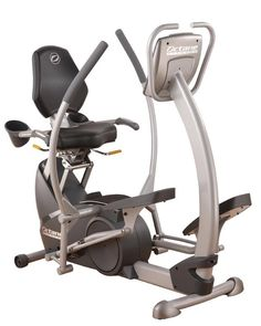 Seated Elliptical? Great glutes!