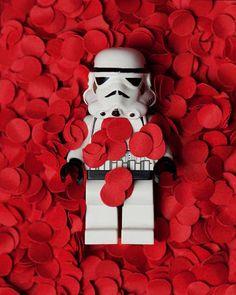 Mike Stimpson Creates Fun Pics With Star Wars Toys #starwars