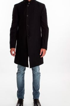 Lost & Found WOOL AND HEMP COAT - Italist Selection - italist