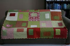 crazy mom quilts: December 2007