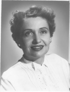 Margaret Hutchinson Rousseau (1911 - 11 January 2000) was a chemical engineer who designed the first commercial penicillin production plant.