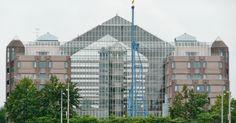 Gottfried Böhm / Zueblin Headquarters, Stuttgart, 1981-84