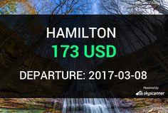 Flight from Denver to Hamilton by jetBlue #travel #ticket #flight #deals   BOOK NOW >>>