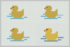 Very Simple Cross Stitch Patterns For Kids