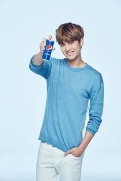iKON Chanwoo - Pepsi Campaign 2016