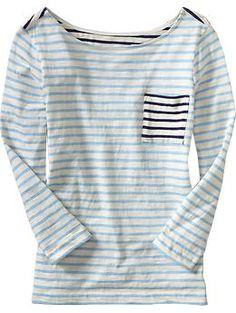 stripey old navy shirt $14