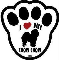 I love my chowchow