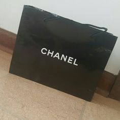Designer shopping bag!!! Small Chanel shopping bag in awesome condition Bags