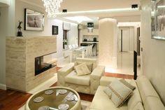 Jasny salon: 10 pięknych wnętrz z polskich domów  - zdjęcie numer 6