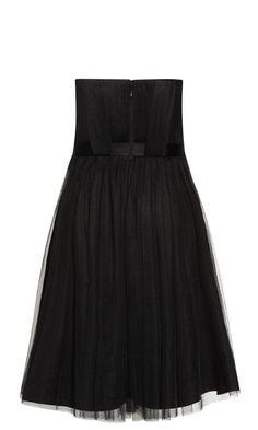 Shop Women s Plus Size Midi Tulle Dress - black  589e1ab96289
