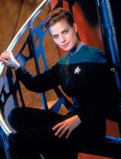 Star Trek: Deep Space Nine - Terry Farrell.