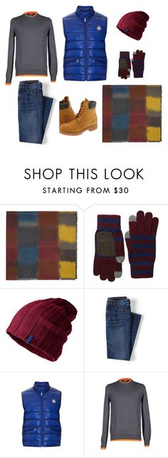 """men 22"" by gulvirabaeva on Polyvore featuring Paul Smith, Original Penguin, Superdry, Timberland, Lands' End, Moncler, Kenzo, men's fashion и menswear"