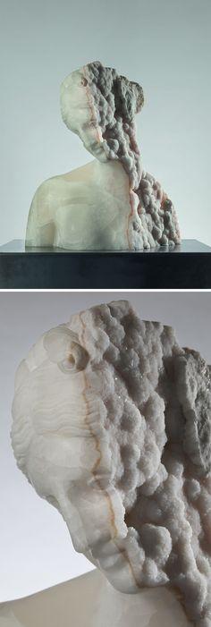 The Crystalline Busts of Massimiliano Pelletti
