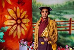 Tibetan Portraits | Steve McCurry
