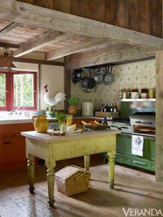 Country Kitchen More Country Houses Rustic Kitchens French Country