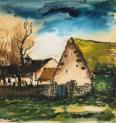 Impressionist Modern Art Day Sale - View AUCTION DETAILS, bid, buy and collect the various prints and artworks at Sothebys Art Auction House. Art Fauvisme, Maurice De Vlaminck, Raoul Dufy, Georges Braque, Art Moderne, Art For Art Sake, Modern Artists, Henri Matisse, Art Auction