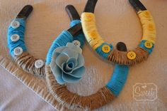 super easy and fun horse shoe craft