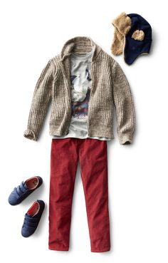 Be cool while staying warm this Fall. Browse featured outfits for boys or build your own from new arrivals in graphic tees, jeans, sneakers, beanies and more. Start your Fall shopping now.