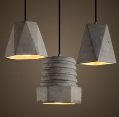 106.88$  Buy here - http://aliynl.worldwells.pw/go.php?t=32500795410 - Industrial Loft Style Alien Cement Droplight Vintage LED Pendant Light Fixtures For Dining Room Hanging Lamp Indoor Lighting 106.88$