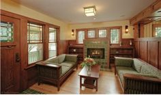 1000+ images about Craftsman Interiors on Pinterest | Craftsman Interior, Craftsman Kitchen and ...
