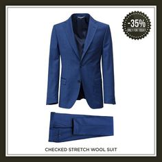#30DAILYDEALS Solo per oggi il 35% di sconto sul nostro CHECKED STRECHT WOOL SUIT: un must have di ogni guardaroba maschile.  Clicca su www.montezemolostore.com  #men #menswear #mensfashion #menstyle #sartorial #madeinitaly #style #fashion #mens #fancy #mensjacket #suit #mensclothing #mensweardaily #mensstyle #icon #cool #shopping #montezemolo #montezemolofirenze #gentlemen #dailydeals #dailydeal #menwithstyle #menfashion #instafashion #dappermen #shoponline #onlineshop