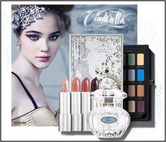 New York #Vintage #Crystal #Headpiece Featured in Disney #Cinderella Collection @Sephora Ad !