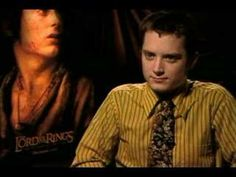 Lord of the Rings Easter Egg: Elijah Wood prank interview with Dominic Monaghan