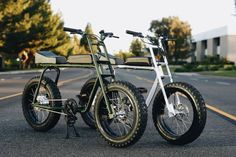 Lithium Cycles is building sporty entry level electric motorbikes (with pedals)