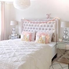 ❤️ Dreamy bedrooms o