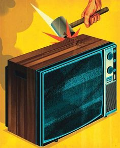distruggiamo la TV