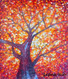TREES  -    PUUT - ARBRES: Autumsn Splendor - Syyshohto