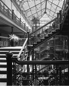The Good Kind: The Bradbury Building » There are two types of architecture—good architecture, and the other kind